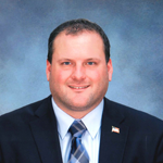 Commissioner Jason Renshaw